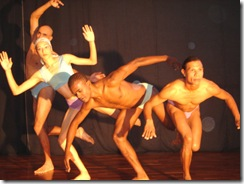 Jean Renat Anamah dance company